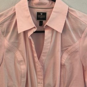 Express dress shirt, size medium